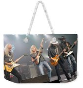 Skynyrd-group-7670 Weekender Tote Bag