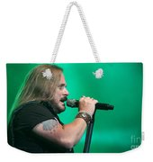 Skynyrd-johnny-7494 Weekender Tote Bag