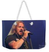 Skynyrd-johnny-8116 Weekender Tote Bag
