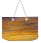 Skyscape - Rocky Gold Weekender Tote Bag