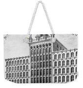 Skyscraper: Jayne Building Weekender Tote Bag
