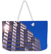 Skyscraper Photography - Downtown - By Sharon Cummings Weekender Tote Bag