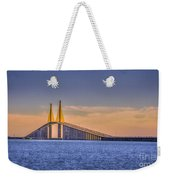 Skyway Bridge Weekender Tote Bag