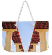 Skyway Highway Weekender Tote Bag