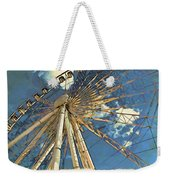 Skywheel At Niagara View Weekender Tote Bag