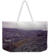 The Industrial Landscape Weekender Tote Bag