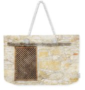 Slatted Window Weekender Tote Bag