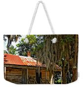 Slave Quarters Weekender Tote Bag by Steve Harrington