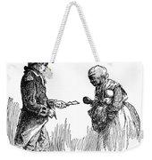 Slavery: Manumission, 1777 Weekender Tote Bag by Granger