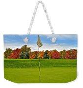 Sleep Hollow Brecksville Ohio Weekender Tote Bag by Frozen in Time Fine Art Photography
