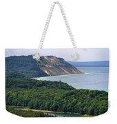 Sleeping Bear Dunes Vista Weekender Tote Bag