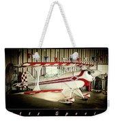 Sleeping Devil 1992 Weekender Tote Bag