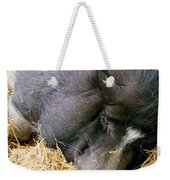Sleeping Sow Weekender Tote Bag