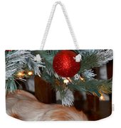 Sleeping Under The Tree II Weekender Tote Bag