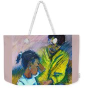 Sleepy Tears				 Weekender Tote Bag