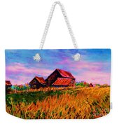 Slendor In The Grass Weekender Tote Bag