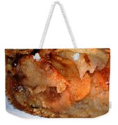 Slice Of Apple Tart Weekender Tote Bag