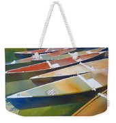 Slices Weekender Tote Bag by Kris Parins