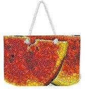 Slices Of Watermelon Weekender Tote Bag