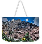 Slide Rock Canyon Weekender Tote Bag