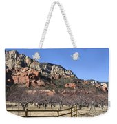 Slide Rock Weekender Tote Bag