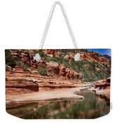 Slide Rock State Park Weekender Tote Bag