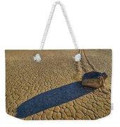 Sliding Rock Of Racetrack Playa Weekender Tote Bag