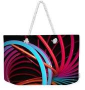 Slinky Craze 3 Weekender Tote Bag