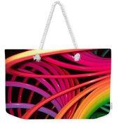 Slinky Craze Weekender Tote Bag
