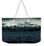 Slippery Surface Weekender Tote Bag