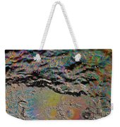 Slipping Away Weekender Tote Bag