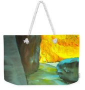 Slot Canyon Weekender Tote Bag