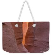 Slot In Palo Duro Canyon 110213.45 Weekender Tote Bag