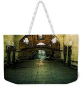Slouching Towards Bethlehem Weekender Tote Bag