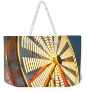 Slow Down The Ferris Wheel Weekender Tote Bag
