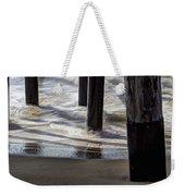 Slow M'ocean Weekender Tote Bag