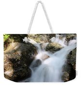 Slow Shutter Waterfall Scotland Weekender Tote Bag
