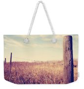 Slow The Day Down Weekender Tote Bag