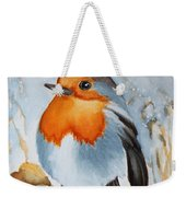 Small Bird Weekender Tote Bag