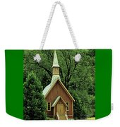 Small Chapel  Weekender Tote Bag