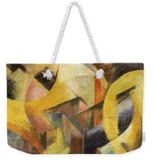 Small Composition 1913 Weekender Tote Bag
