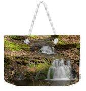 Small Falls At Parfrey's Glen Weekender Tote Bag