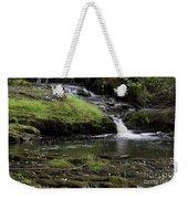 Small Falls On West Beaver Creek Weekender Tote Bag