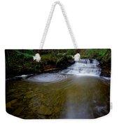 Small Falls Pool Swirl I Weekender Tote Bag