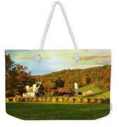 Small Farm Weekender Tote Bag