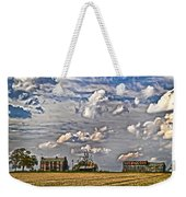 Small Farms Fading Fast Weekender Tote Bag