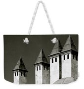 The Small Minarets Weekender Tote Bag