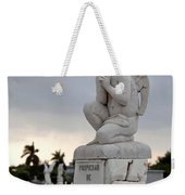Small Praying Angel Weekender Tote Bag