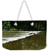 Small Ripples After Falls Weekender Tote Bag