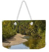 Small River 1 Weekender Tote Bag